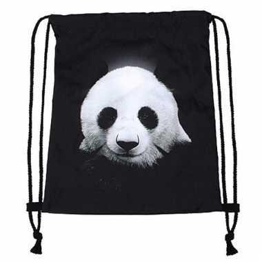 Panda rugtas rijgkoord