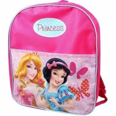 Roze disney princess sporttas meisjes