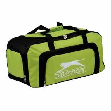 Slazenger sporttas groen 10072274