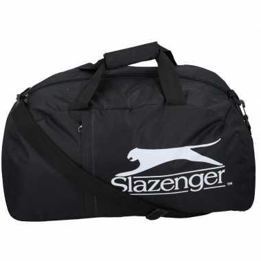 Slazenger sporttas/sporttas zwart