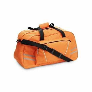 Sporttas bokata oranje