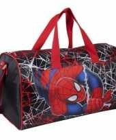 Sporttas spiderman