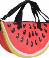 Strandtas sporttas watermeloen